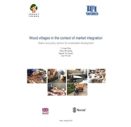 Report Vietnam wood villages in the context of market integration